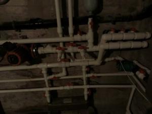 30kW Varmepumpe og frikjøling